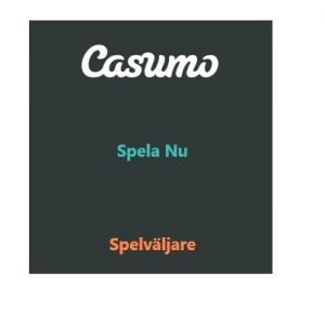 Därför ska du spela på Casumo!