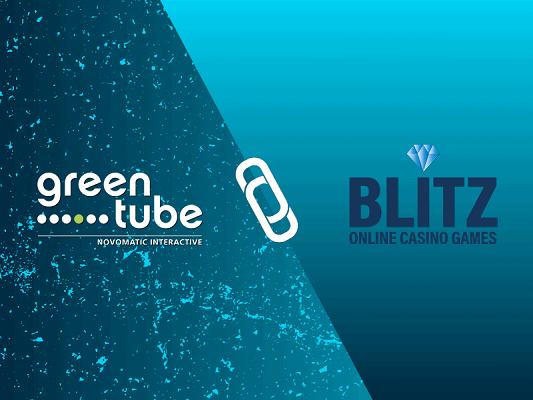 Nytt tärningsspel från Greentube hos Blitz Casino!